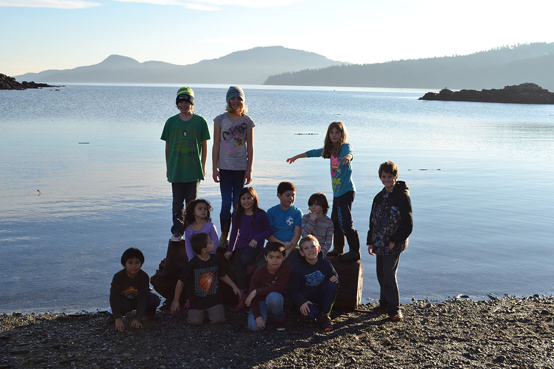 Discovery on Orcas Island